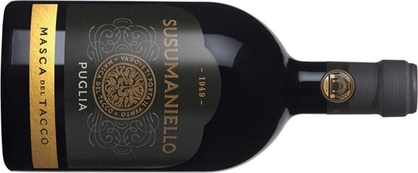 Masca del Tacco Susumaniello – Een heerlijke karakteristieke wijn!